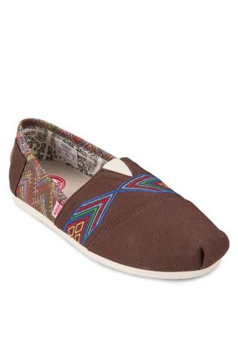 Chiapas  民族風懶人鞋, zalora 心得鞋, 懶人鞋