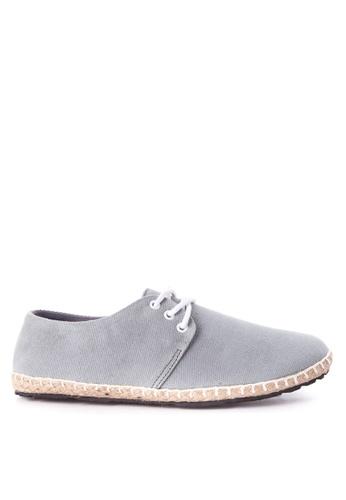 H2Ocean grey Callen Sneakers H2527SH38FFHPH_1