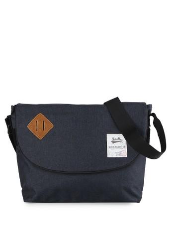 Anello navy Messager Bag AN804AC78WBTID_1
