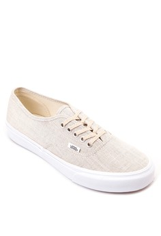 Authentic Slim Lace-up Sneakers