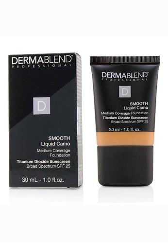 Dermablend DERMABLEND - Smooth Liquid Camo Foundation SPF 25 (Medium Coverage) - Copper (55W) 30ml/1oz E9854BEC3EE0E4GS_1