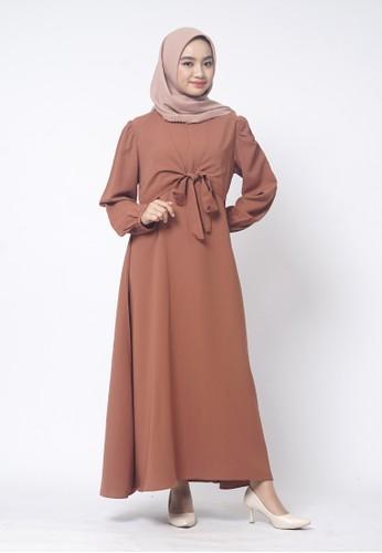 Mimamim orange Dress Prissa 2A755AAD58D34BGS_1
