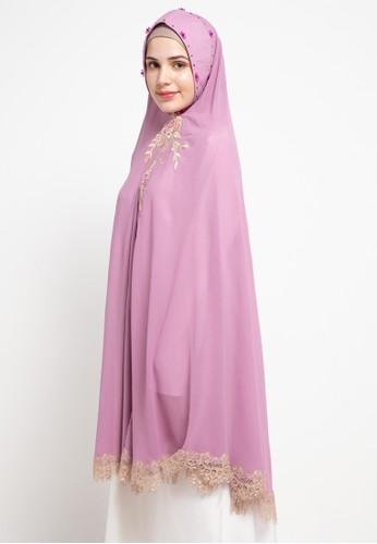 LUIRE by Raden Sirait purple Ms Cr Khimar Syar'I C AF4BBAA42A8AEDGS_1