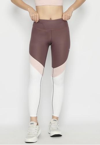 Corenation Active pink Ariana Legging Premium - Mauve / Coral Pink A6B62AA4832618GS_1