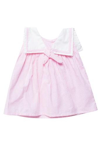 RAISING LITTLE pink Mykonos Dress C33B0KA13B0B32GS_1