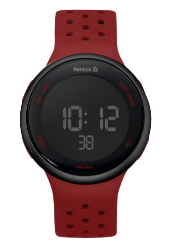 Reebok Watch red Sporty Men's Watches RB RD-ELE-G9-PBIR-BR E7D52ACB917D17GS_1