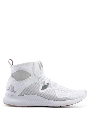 promo code df1cb 0e548 adidas white adidas performance edgebounce mid sneakers 17745SHD1F83FDGS1