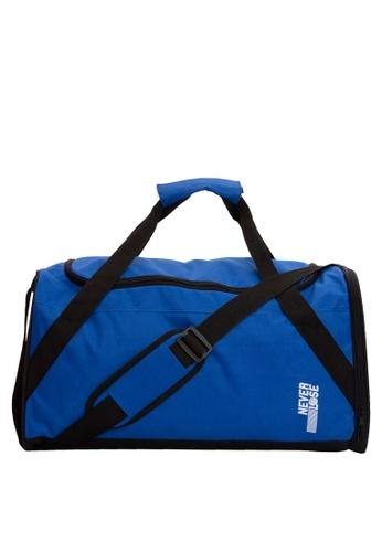 LC Waikiki blue Duffel Sports Bag 394D2KC317D506GS_1