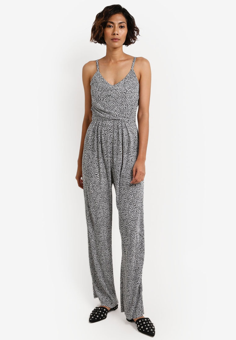 Bright Selfridge Miss Spot Jumpsuit Plisse Multi ZwBRxq