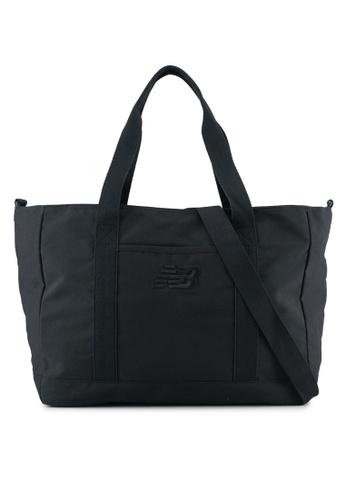New Balance black Core Tote Bag NE323AC0SXOLMY_1