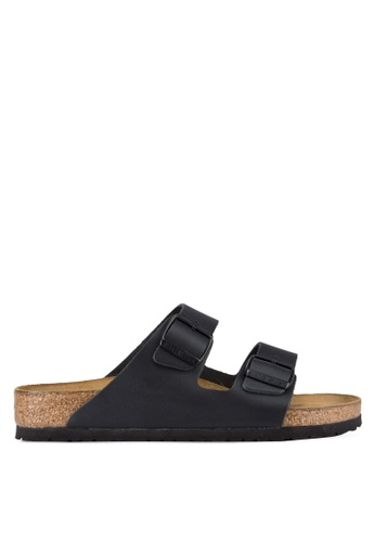 Birkenstock black Arizona Sandals BI090SH93JPMMY_1