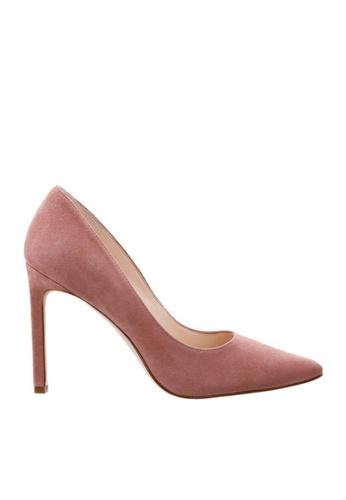Nine West pink NWTATIANA Pointy Toe Pumps 93D92SHF8AD3F0GS_1