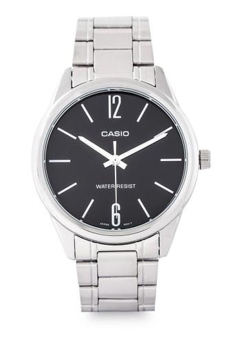 Casio silver Casio Men MTP-V005D-1BVDF Silver 3DB8CAC559A5D5GS_1