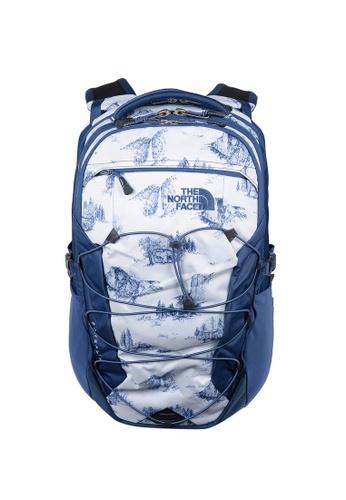 The North Face blue TNF BOREALIS SHADYBLUYSMTTLPT/SHADYBLU 64A3BAC512A4ACGS_1