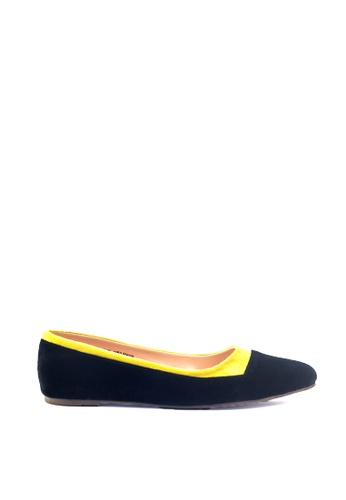 M&G yellow Daryl Flats by M&G 78050SH8F74F9FGS_1