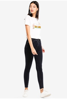 d7b4350dd21 51% OFF ONLY Tate Skinny Jeans S  108.90 NOW S  53.90 Sizes 25S 26R 27R 28R  29R