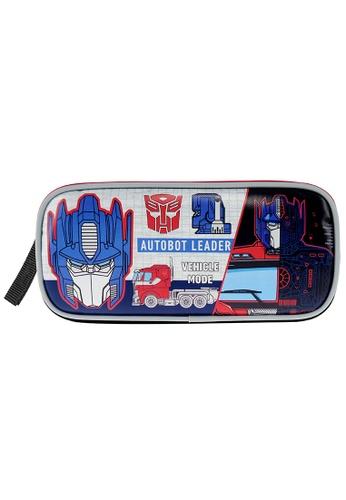 Transformers Transformers Optimus Prime Square Pencil Bag 75DE5KC05F9D22GS_1