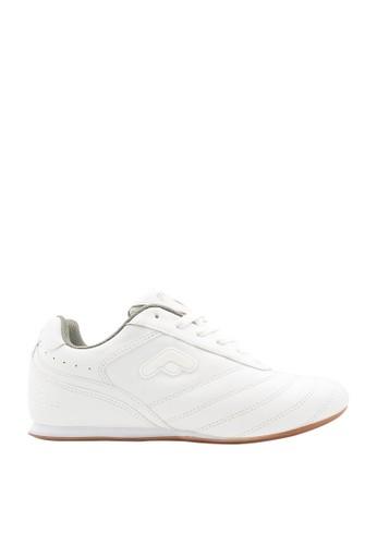 FANS white Fans Musi W - Taekwondo Shoes White Grey FA469SH10IXHID_1