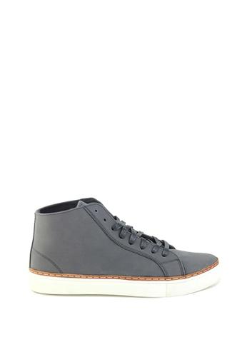 London Rag 黑色 黑色系鞋带休闲鞋 SH1307 C5FFFSHF8C5C03GS_1