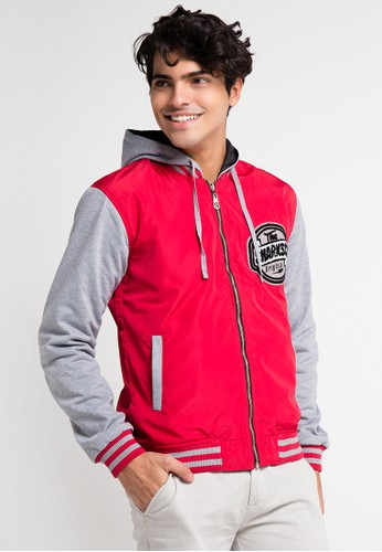 SHARKS red Jacket SH473AA0UX3VID_1