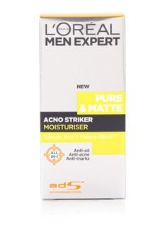 Men Expert Pure And Matte Acno Striker Gel Cream 50ML