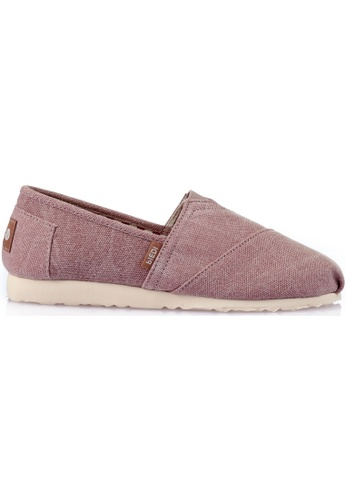 paperplanes red Paperplanes-1197 Fashion Casual Low Top Easy Slip-Ons Shoes US Women Size PA355SH14QBLSG_1