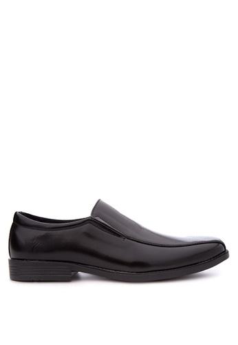 Italianos black Arthur Formal Shoes IT153SH11GCIPH_1