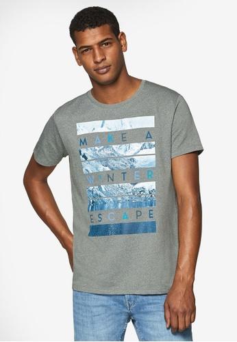 a62f2d060c95 Shop ESPRIT Short Sleeve T-Shirt Online on ZALORA Philippines