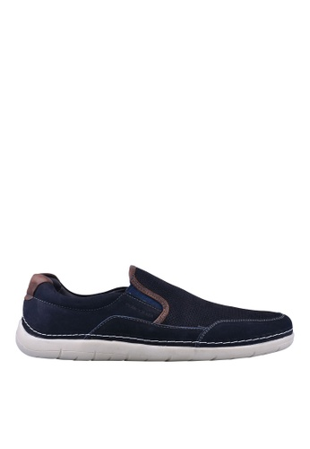 Democrata navy Democrata Sharp In Navy 42F72SH7B0CA02GS_1