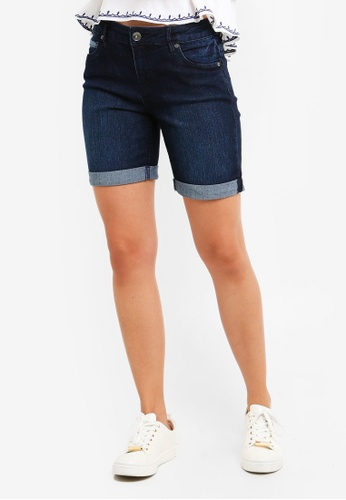 OVS blue Young Denim Shorts 5F178AA154FCAAGS_1