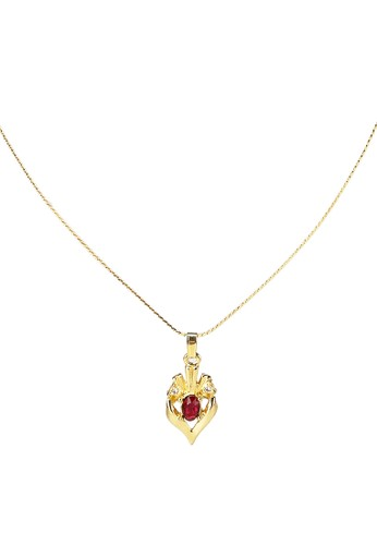 1901 Jewelry red Kalung 64 CC621AC05A0879GS_1