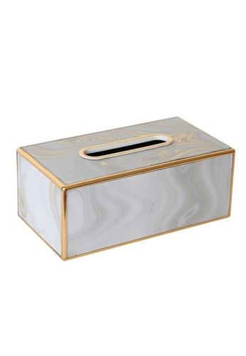 Maison Curio Lattice Odessey Tissue Box F774AHL8E1F915GS_1