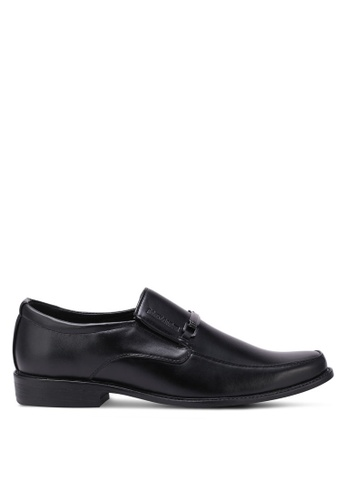 Rocklander black Business & Dress Shoes RO978SH0S873MY_1