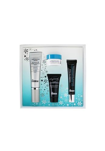 Dr. Brandt DR. BRANDT - Festive & Flawless Kit: Pore Refiner Primer 30ml+ No More Baggage 15g+ Microdermabrasion 15g+ Hyaluronic Facial Cream 10g 4pcs EF642BE77DDDADGS_1