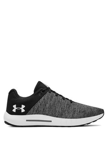 Under Armour black UA Micro G Pursuit Twist AF9A7SH1D4467EGS_1