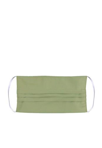 MAYONETTE multi MAYONETTE Masker Kain Premium Cotton 2 Ply + Kawat Hidung Nose Wire Bisa Diisi Filter - 3 pcs - Pistachio 125C4ES6082A44GS_1