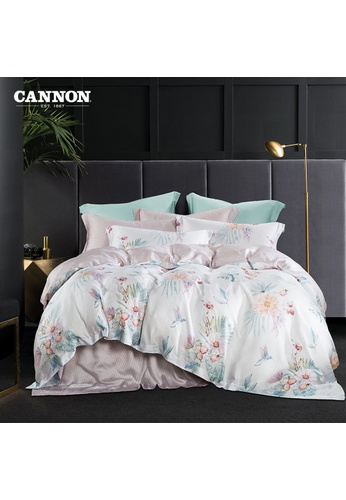 CANNON CANNON Ashton - Savaina (Fitted Sheet Set). 144D0HL16B9D8AGS_1