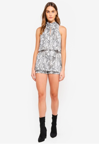 5a524c7cd8 Buy River Island Tiered Playsuit Online