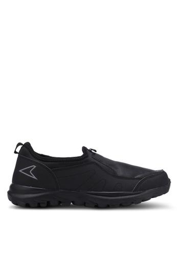 Power black Sport Performance Shoes PO160SH0RY7CMY_1