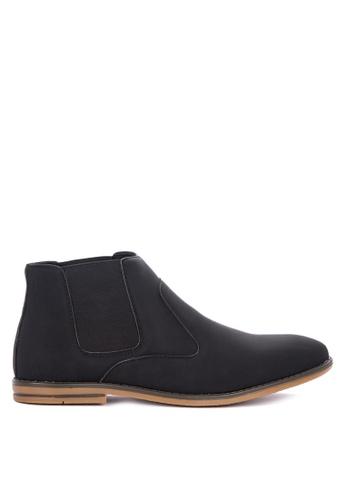 Preview black Zodiac Formal Shoes E891ASHA412702GS_1
