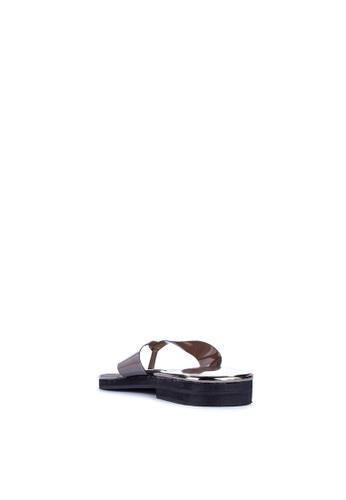3fa6a754c9ff Shop Janylin Pvc Thong Sandals Flats Online on ZALORA Philippines