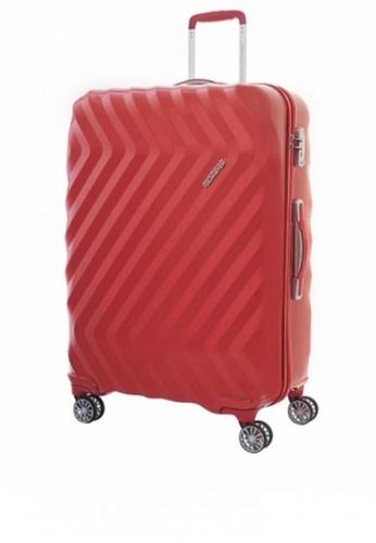 American Tourister red Zavis Spinner 77/28 TSA 37D6FACBF5D66DGS_1