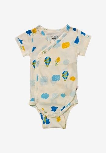 Babysoy multi Sky Short Sleeve Kimono Onesie 68292KA74DEDE5GS_1