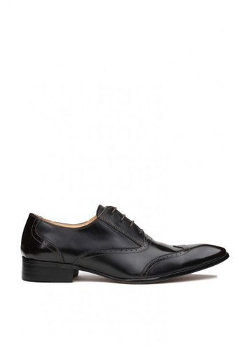 Kings Collection black Burlington Shoes 3263BSHDBD25EDGS_1