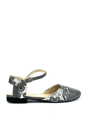 Cardam's Lifestyle grey Miyesha Flats 531B4SHEB278E6GS_1