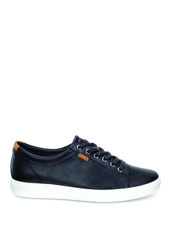 a0e4785b0 Buy ECCO Soft 7 W Black Droid Online on ZALORA Singapore