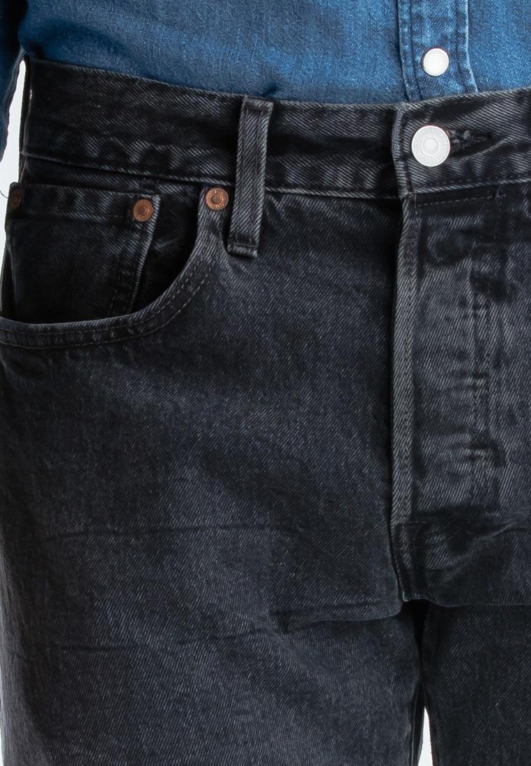 X Justin Levi's® Black Slim Taper Jeans Timberlake Levi's 501® fgqdqw