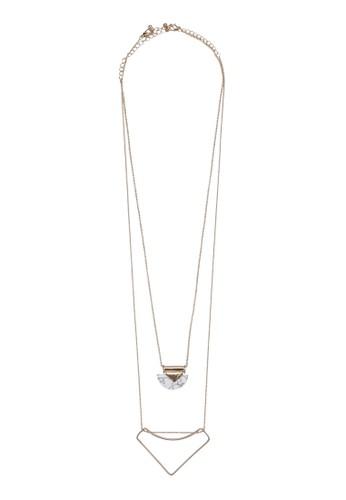 Fullan Necklace, 韓系時尚, 尖沙咀 esprit梳妝