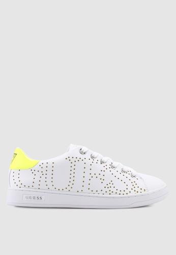 Guess 多色 雕紋運動鞋 12FDCSH0E5351DGS_1