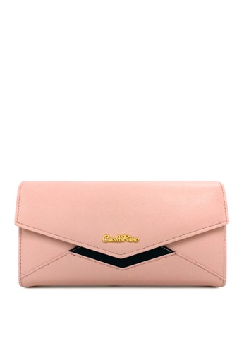 Carlo Rino pink Carlo Rino 0304077A-501-34 Wallet (Pink) 261EEAC21E0BF4GS_1